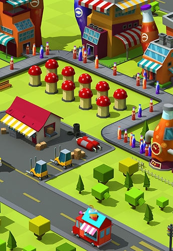 Soda City Tycoon Android Game Image 2