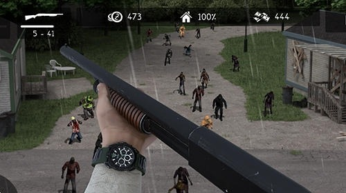Dead Zed Android Game Image 2