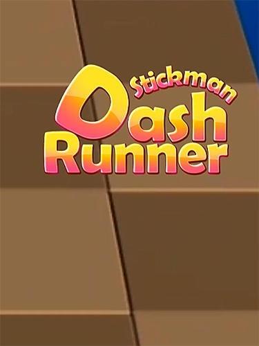 Stickman Dash Runner Android Game Image 1