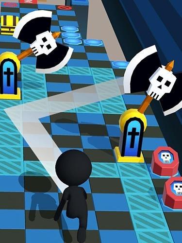 Stickman Dash Runner Android Game Image 2