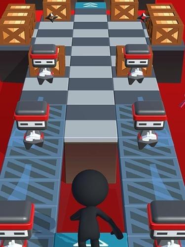 Stickman Dash Runner Android Game Image 3
