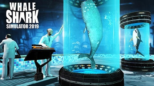 Whale Shark Attack Simulator 2019 Android Game Image 1