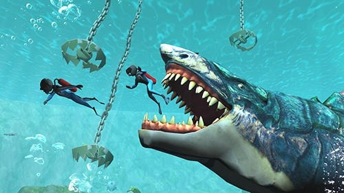 Whale Shark Attack Simulator 2019 Android Game Image 3