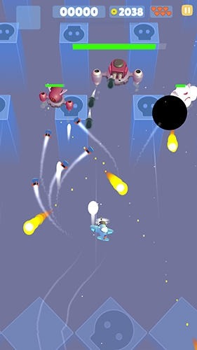 Boom Pilot Android Game Image 2