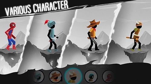 Stickarchery Master Android Game Image 2