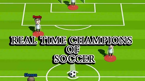 Real Time Champions Of Soccer Android Game Image 1