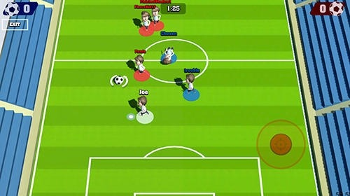 Real Time Champions Of Soccer Android Game Image 3