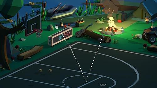 Basketball Android Game Image 2