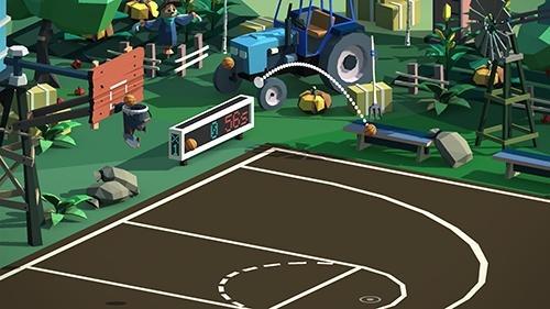Basketball Android Game Image 3