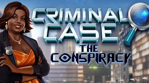 Criminal Case: The Conspiracy Android Game Image 1