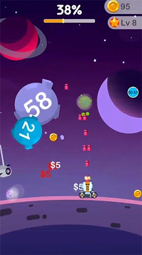 Finger Cannon Master: Ball Blast Android Game Image 3