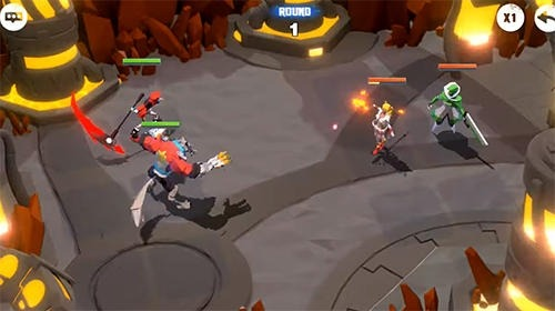 Grimm Heroes Android Game Image 2