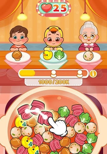 Hotpot Mania Android Game Image 2
