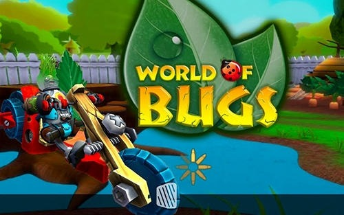 World Of Bugs Android Game Image 1