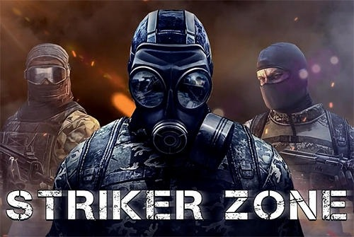 Striker Zone: 3D Online Shooter Android Game Image 1