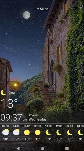 Weather Android Wallpaper Image 3