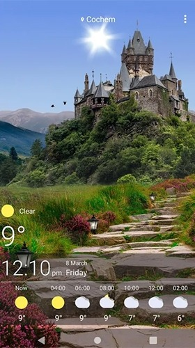 Weather Android Wallpaper Image 4