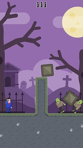 Mr Bullet: Spy Puzzles Android Game Image 2