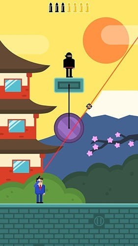 Mr Bullet: Spy Puzzles Android Game Image 4