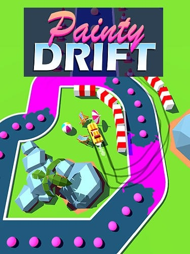 Painty Drift Android Game Image 1
