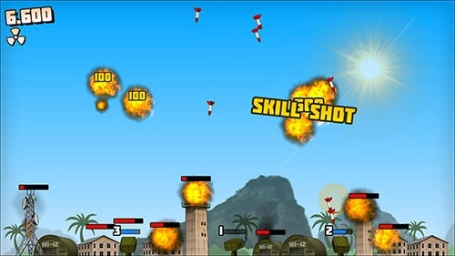 Rocket Crisis: Missile Defense Android Game Image 2