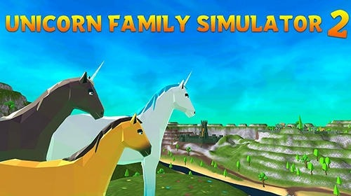 Unicorn Family Simulator 2: Magic Horse Adventure Android Game Image 1