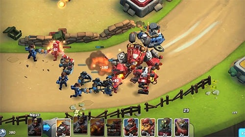 Boom Battlefield Android Game Image 4