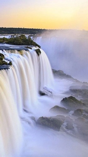 Waterfall Android Wallpaper Image 4