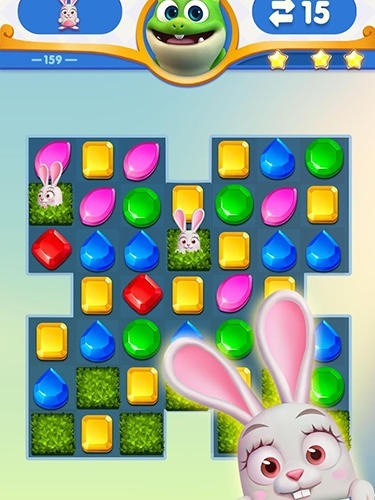 Dragondodo: Jewel Blast Android Game Image 2