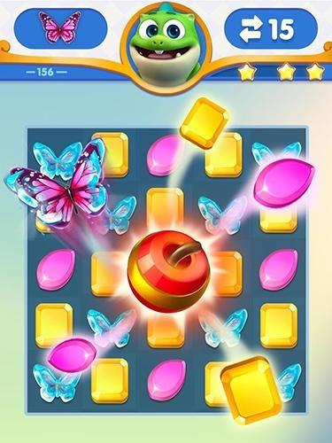 Dragondodo: Jewel Blast Android Game Image 3