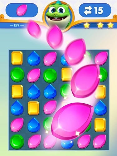 Dragondodo: Jewel Blast Android Game Image 4
