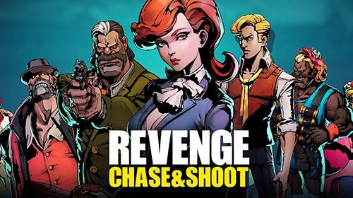 Revenge: Chase And Shoot Android Game Image 1