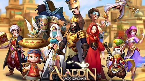 Aladdin: Lamp Guardians Android Game Image 1