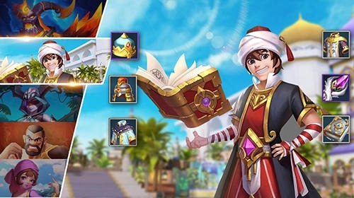 Aladdin: Lamp Guardians Android Game Image 2