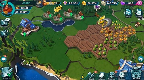 Brave Conquest Android Game Image 3