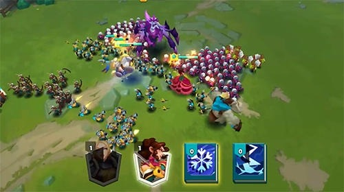 Brave Conquest Android Game Image 4