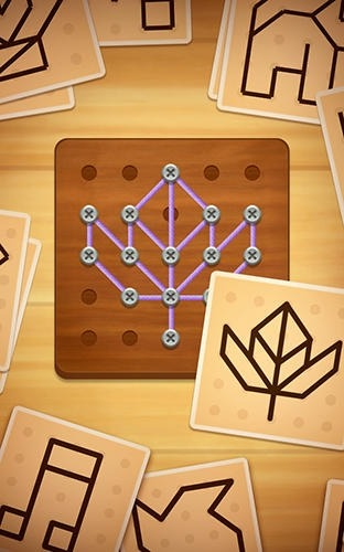 Line Puzzle: String Art Android Game Image 2