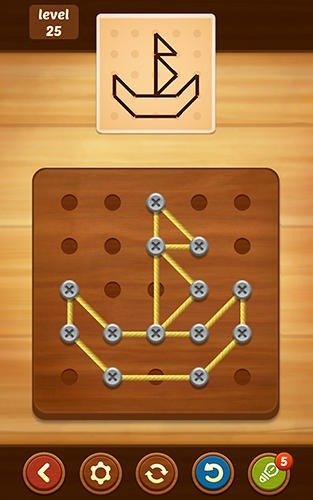 Line Puzzle: String Art Android Game Image 3