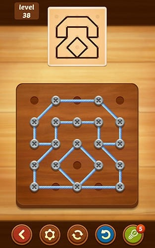 Line Puzzle: String Art Android Game Image 4