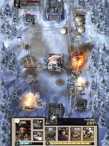 Road To Valor: World War 2 Android Game Image 2
