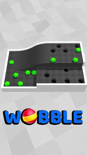 Wobble 3D Android Game Image 1