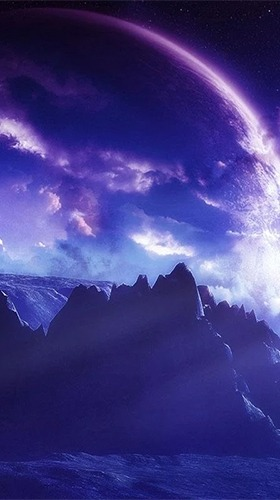 Alien Worlds Android Wallpaper Image 3