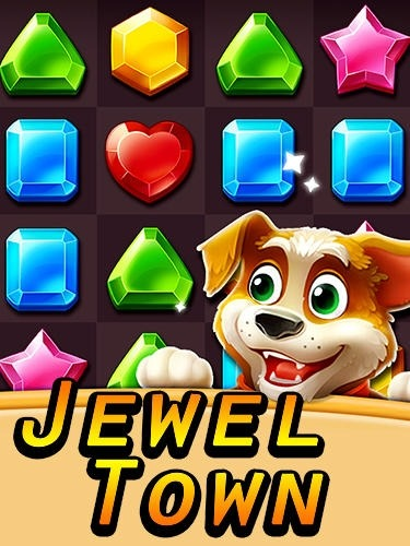 Jewel Town Android Game Image 1