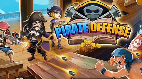 Pirate Defender: Strategy Captain TD Android Game Image 1