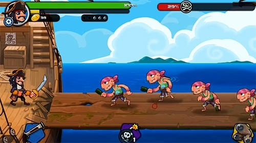 Pirate Defender: Strategy Captain TD Android Game Image 2