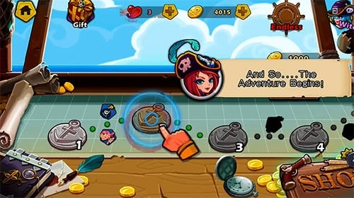 Pirate Defender: Strategy Captain TD Android Game Image 3
