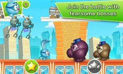 Smeshariki. The Begining Android Game Image 2