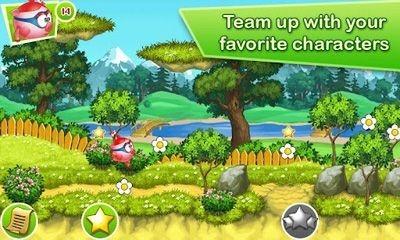 Smeshariki. The Begining Android Game Image 4