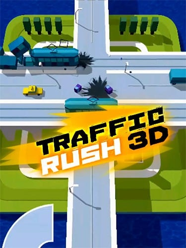Traffic Rush 3D Android Game Image 1