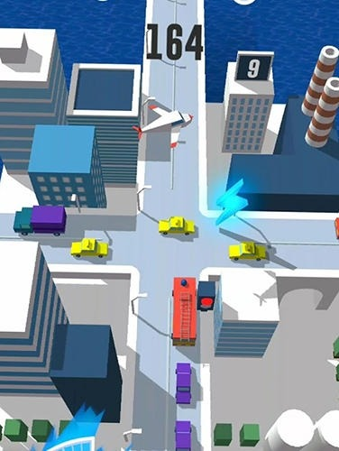 Traffic Rush 3D Android Game Image 2